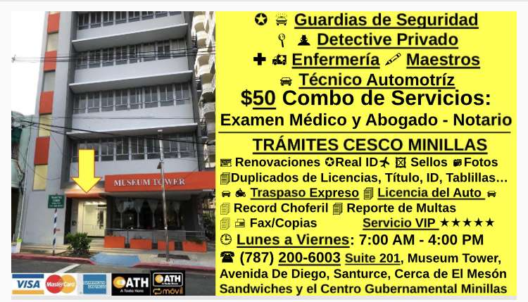 CESCO Minillas Santurce